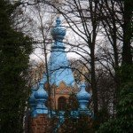 St. Konstantin und Helena Kirche - Through The Trees 2