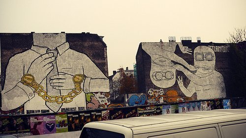 Mural By Blu - Full Size - Spotted in Kreuzberg
