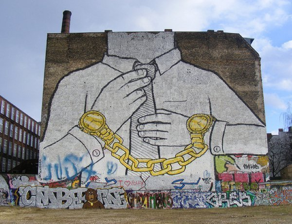 Mural by Blu - Spotted in Kreuzberg