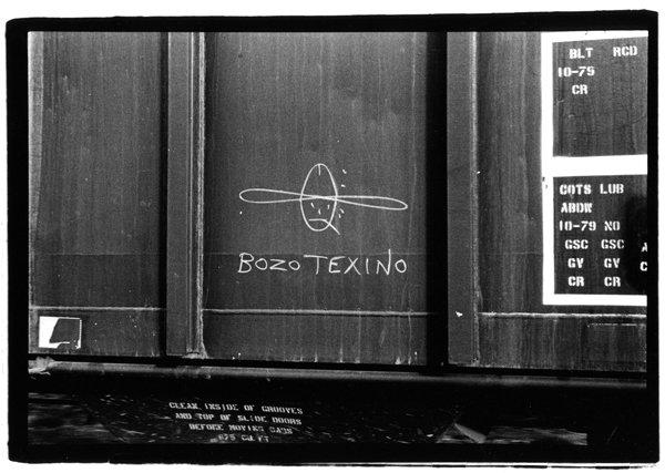 Bozo Texino - Photo by Bill Daniels