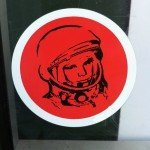 Kosmonaut Sticker