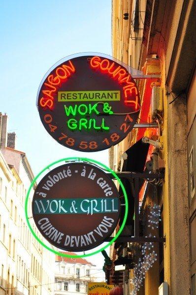 Saigon Gourmet Neon Signs
