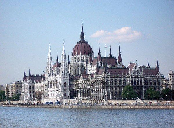 Országház - The Hungarian Parlament in Budapest Hungary