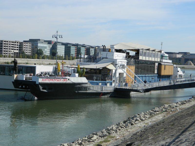 A38 club boat budapest hungary