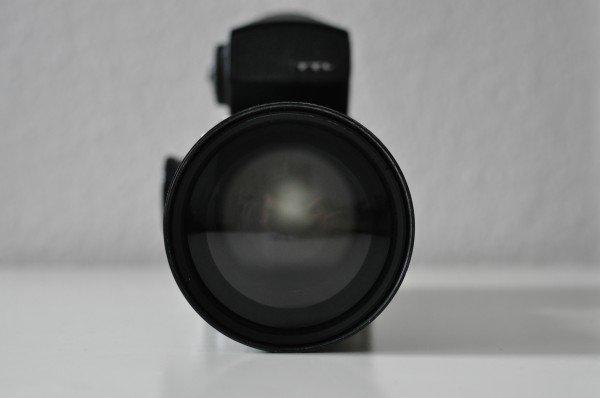 Kiev 88 Medium Format with TTL Prism Finder and 1:3.5/250 mm Jupiter-36 Lens