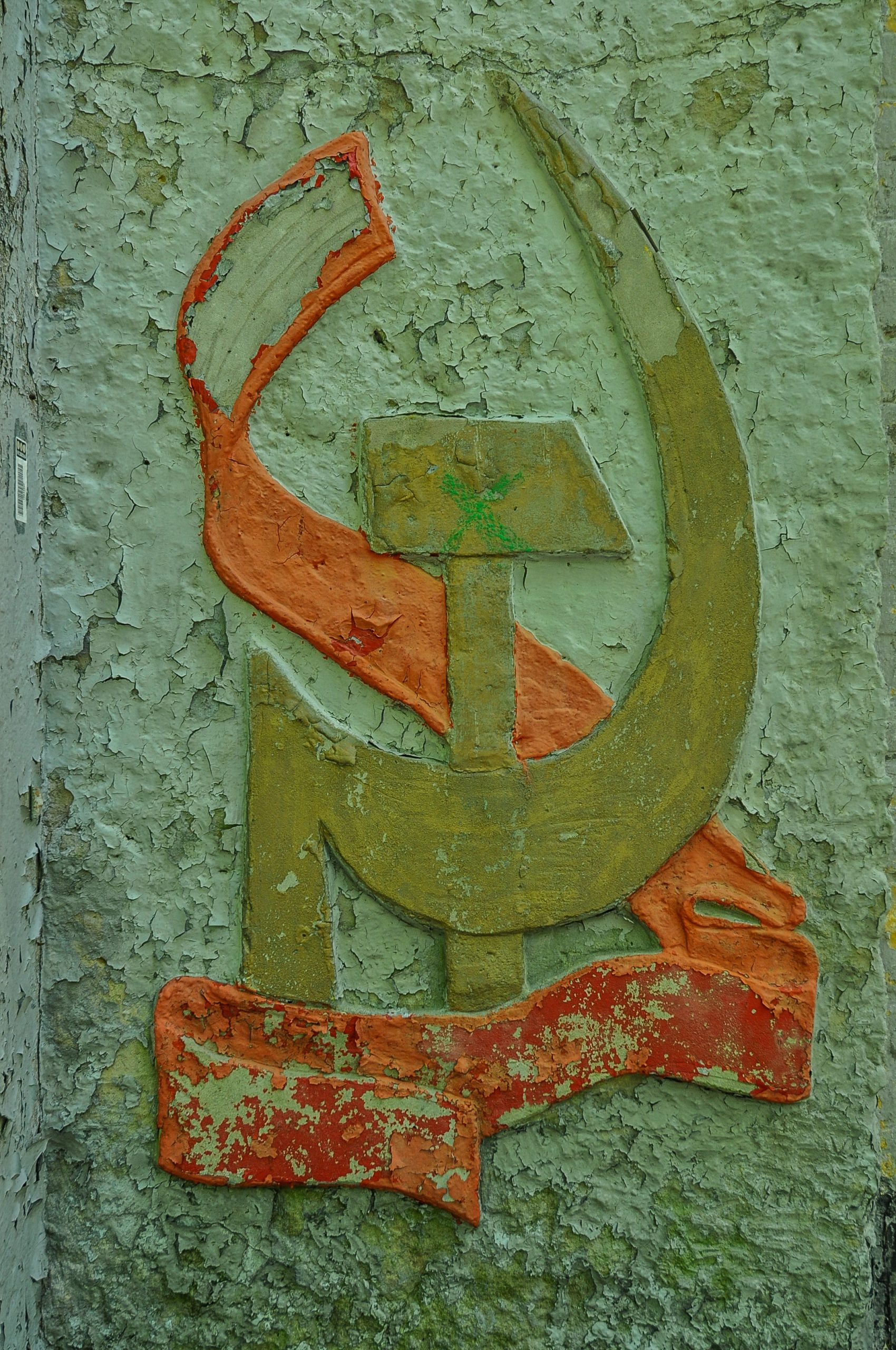 hammer and sickle kaserne krampnitz abandoned potsdam berlin Kavallerieschule barracks Panzertruppenschule nazi soviet military base germany deutschland