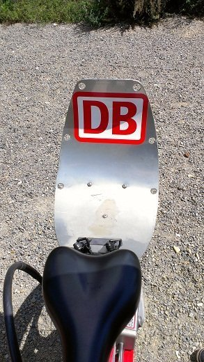 DB Call A Bike Luggage Carrier
