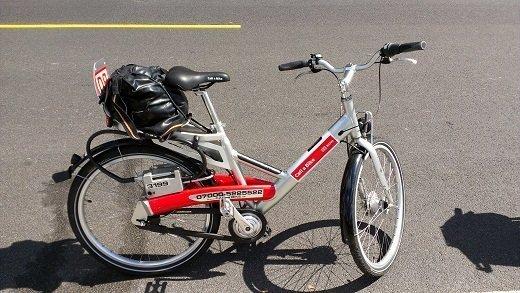 DB Call A Bike