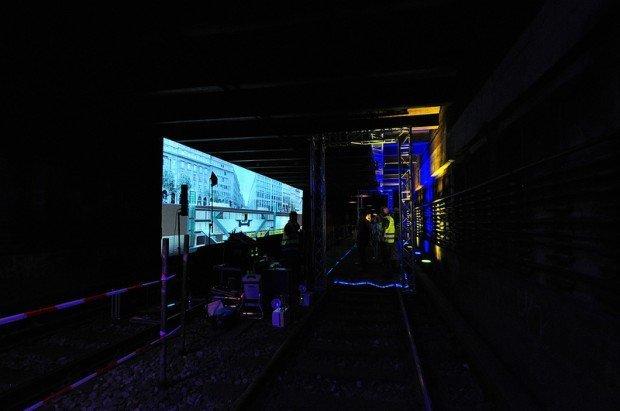 Präsentation zum neuen U5 U-Bahnhof