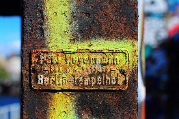 Paul Weyermann Berlin-Tempelhof