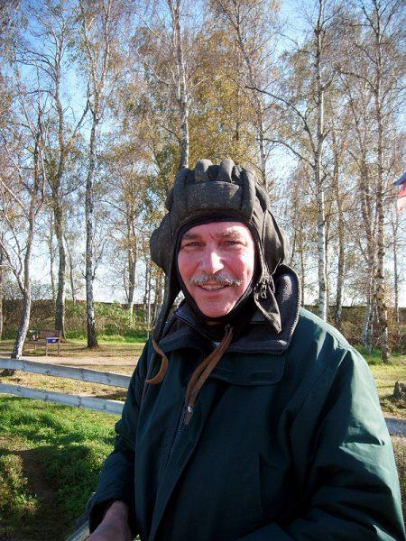 Soviet Russian Army Military Tank Helmet