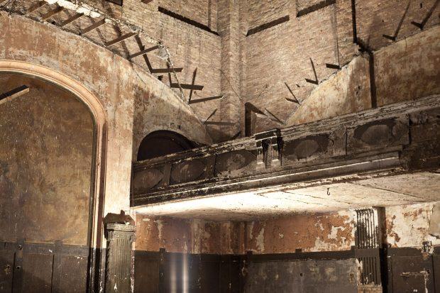 Saal Loge inside the Kolibri Festsaele und Kabaret