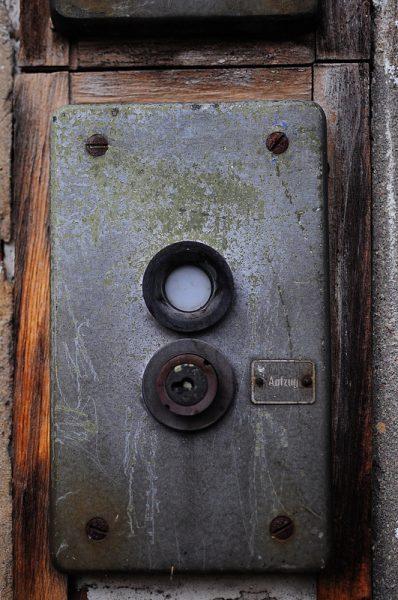 elevator keyhole