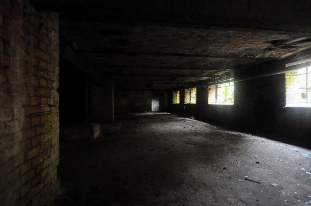 another empty cellar room