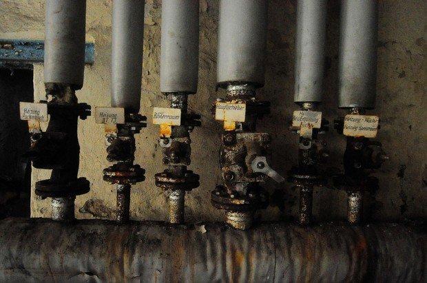 heating valves
