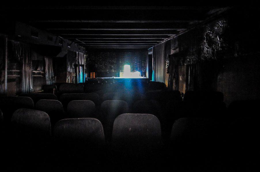 kino sojus abandoned screen abandoned cinema verlassenes kino lost places abandoned berlin germany