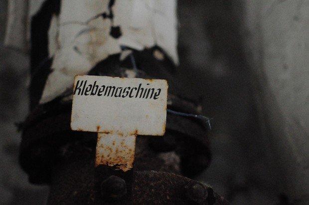 klebemaschine