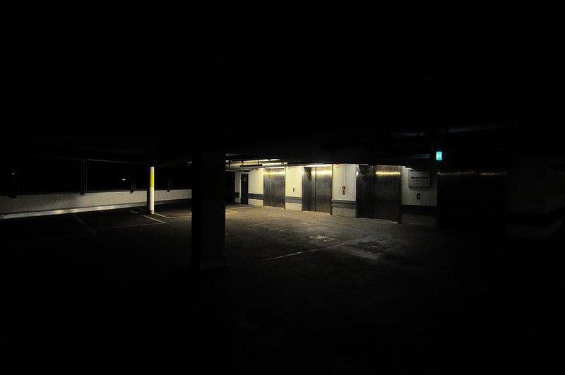 neukoelln arcaden park deck 5th floor elevators