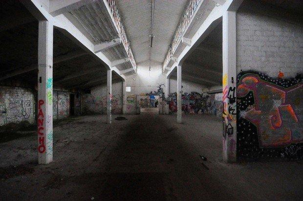 top floor factory storage