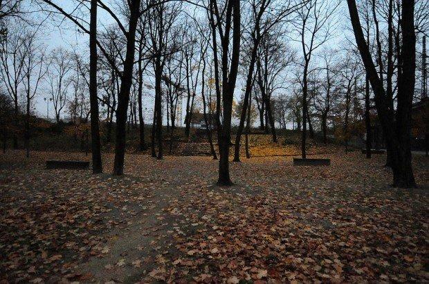 The ULAP Park in Berlin Moabit