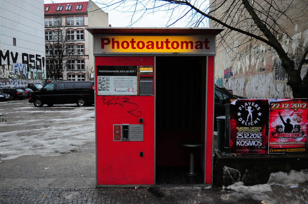 The Photoautomat
