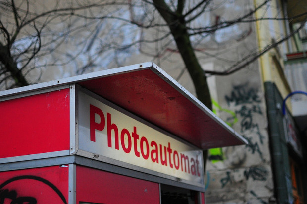 The Photoautomat on Prenzlauer Allee, Berlin, Germany
