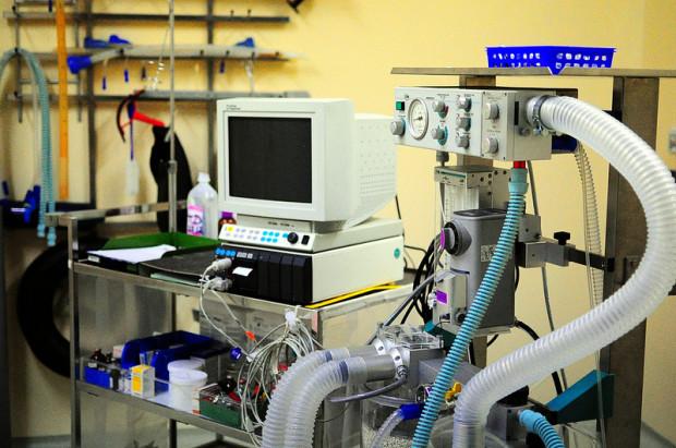 animal medical ventilator