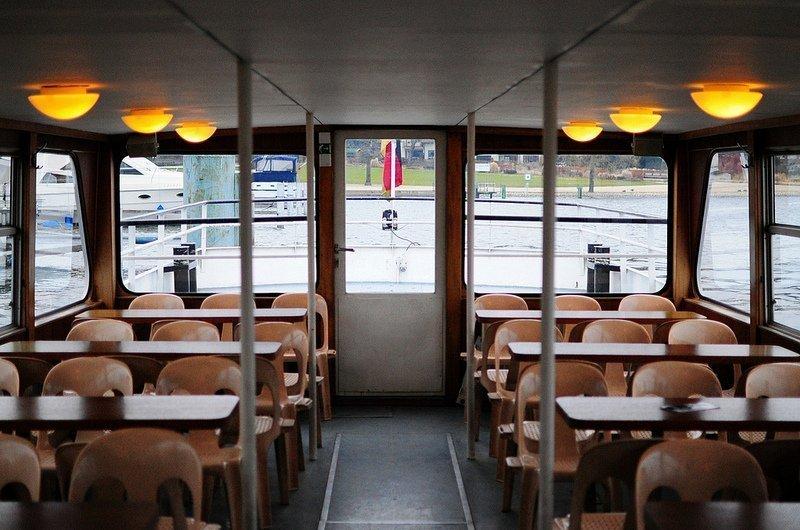 MS Tempelhof Interior Seats