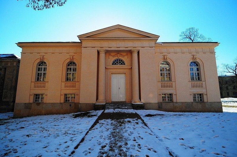 Tieranatomisches Theater Humboldt University Berlin