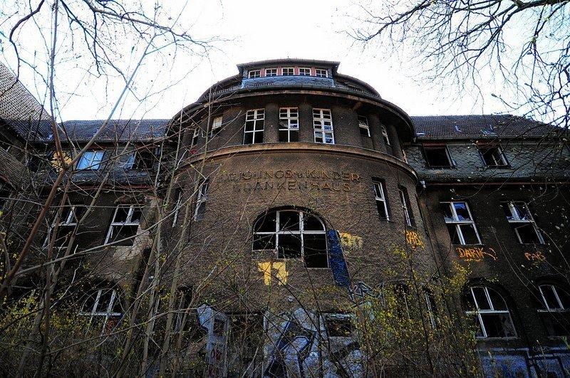 Kinderkrankenhaus Berlin