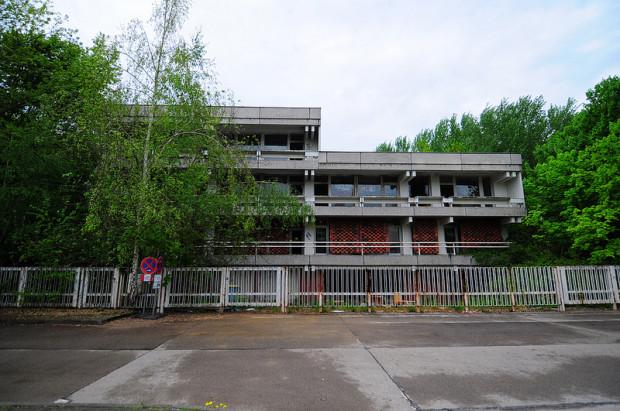 abandoned iraqi embassy berlin germany
