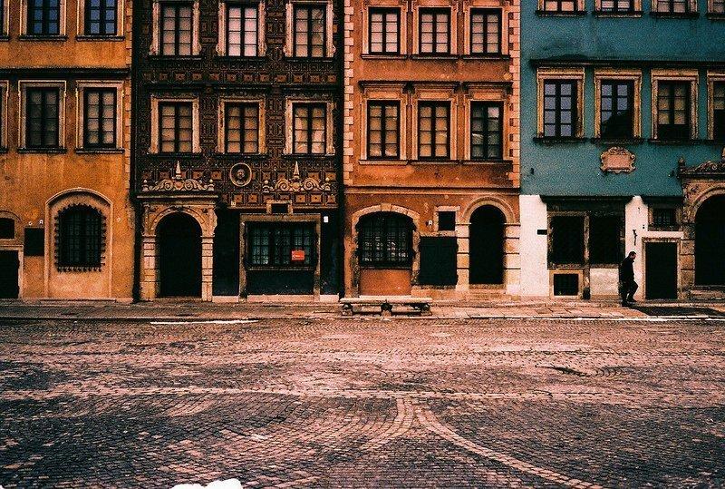 Warsaw Stare Miasto