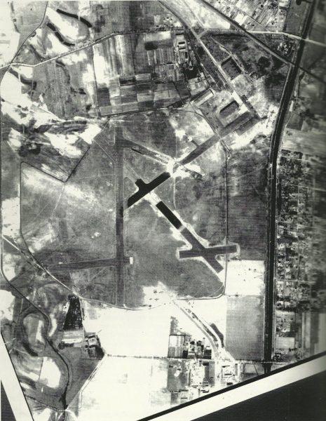 Flugplatz Oranienburg 1942