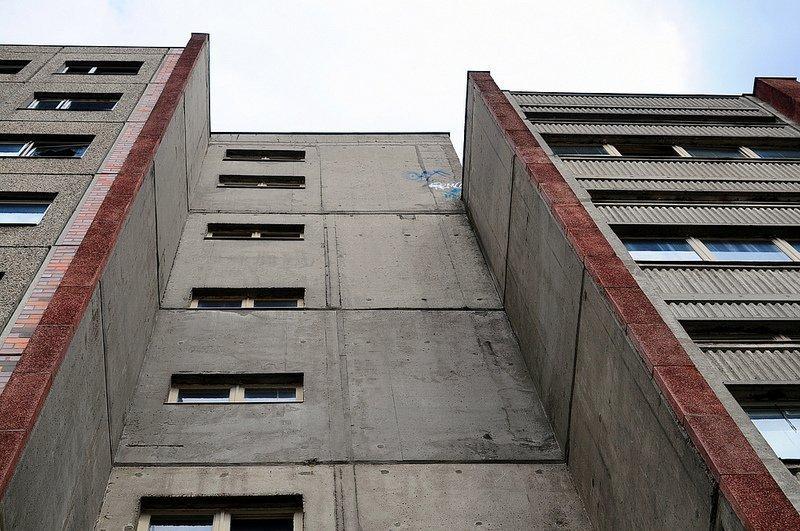 facade VEB Fotochemische Werke Berlin