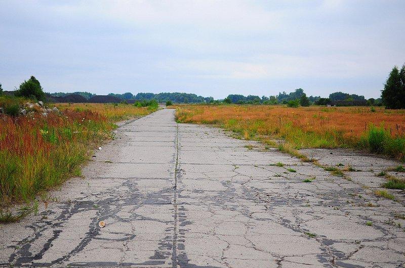flugplatz oranienburg pathway