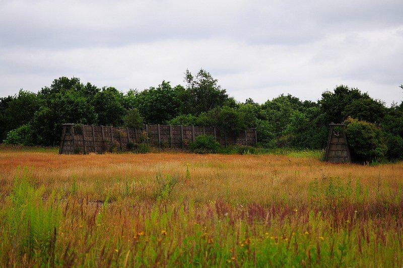 flugplatz oranienburg schutzbauten