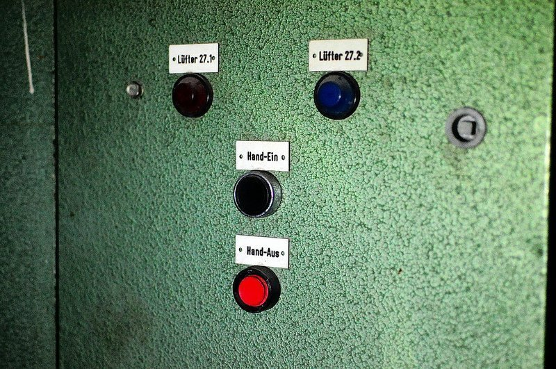 technical buttons