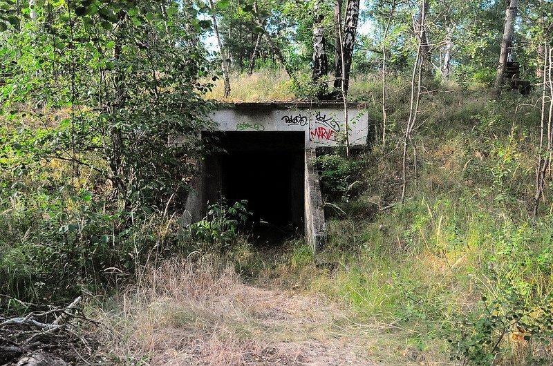 bunker eingang oranienburg