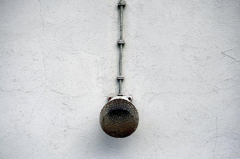 east german lamp