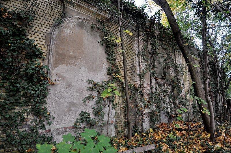 abandoned 1920s cinema berlin germany