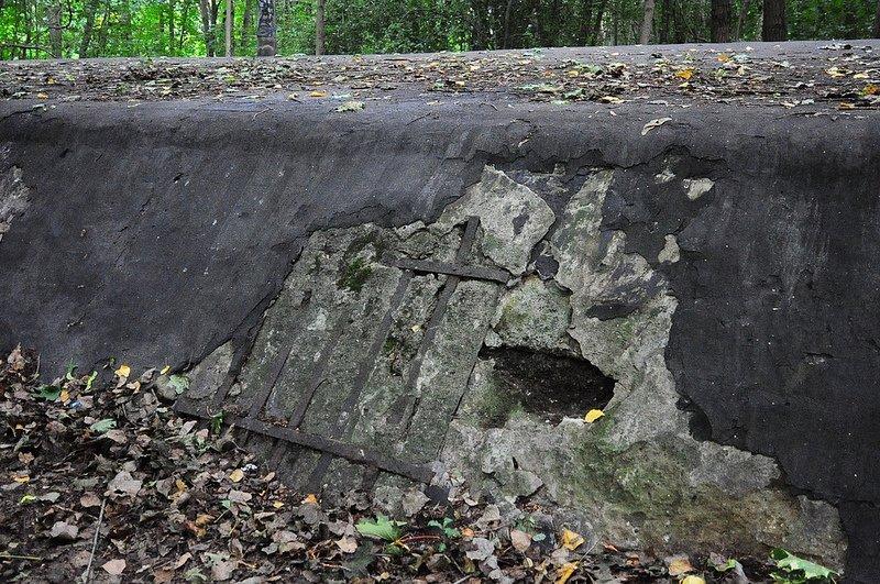 auslaenderlager schoenholz bunker seite