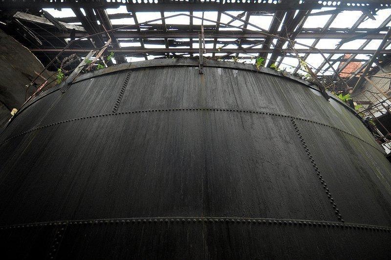 distiller tank veb baerensiegel adlershof berlin