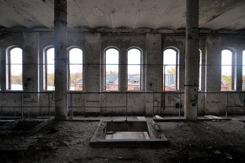 gewoelbe veb baerensiegel adlershof berlin