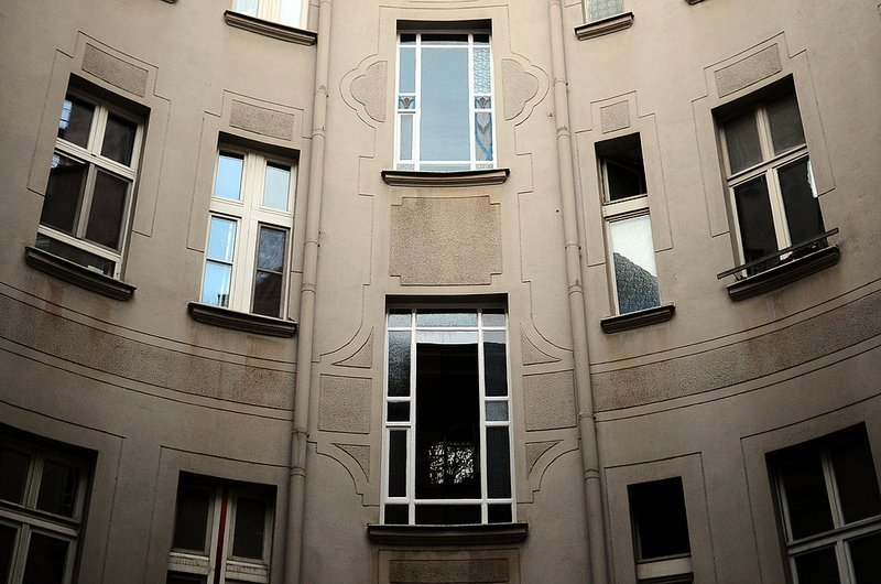 hinterhof schoenhauser allee 88 berlin
