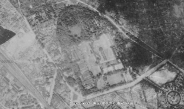 volkspark schoenholzer heide 1943