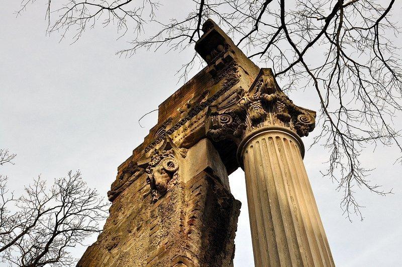 111 Places in Berlin – Nr 212: The Tuileriensäule