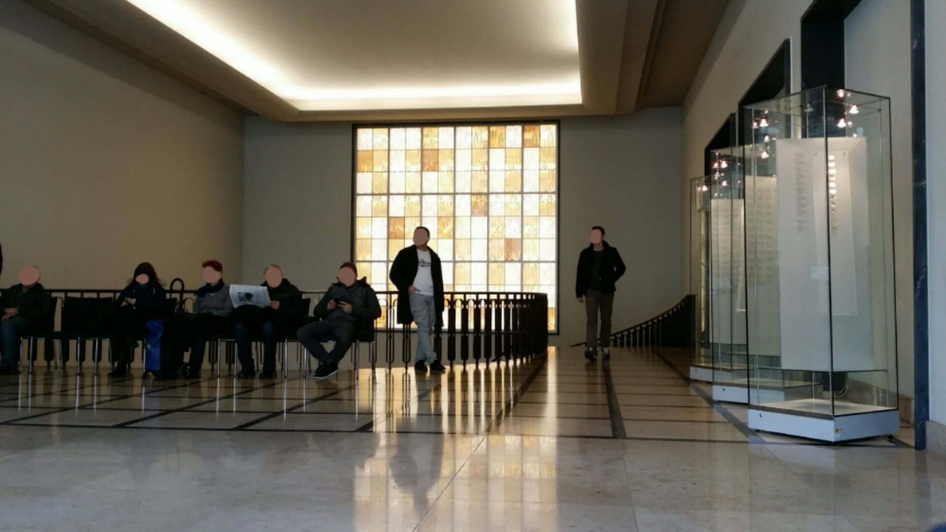 bundesbank berlin waiting room