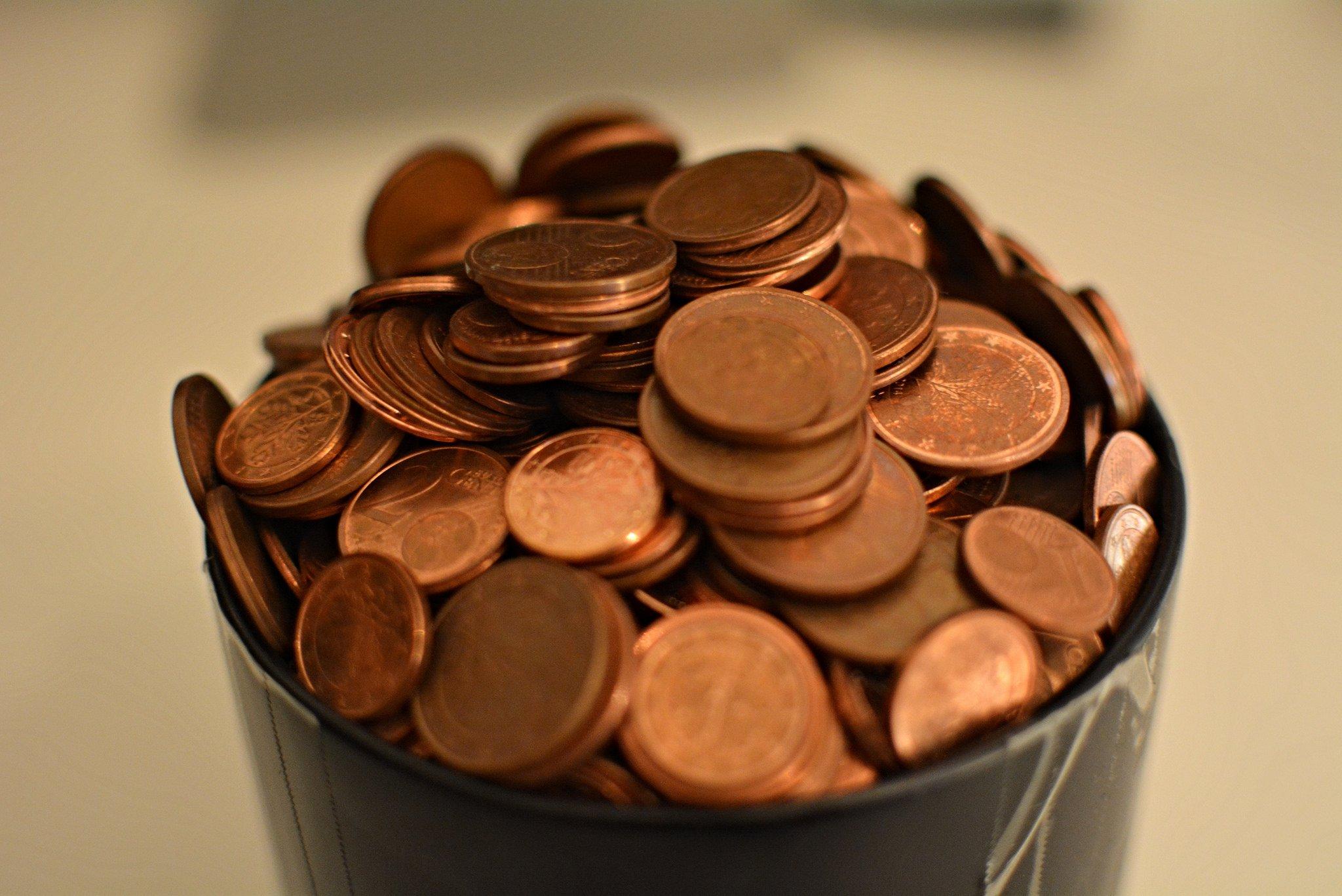 53a120f452 Dal 2018 addio alle monete da 1 e 2 centesimi. Scopri cosa cambierà