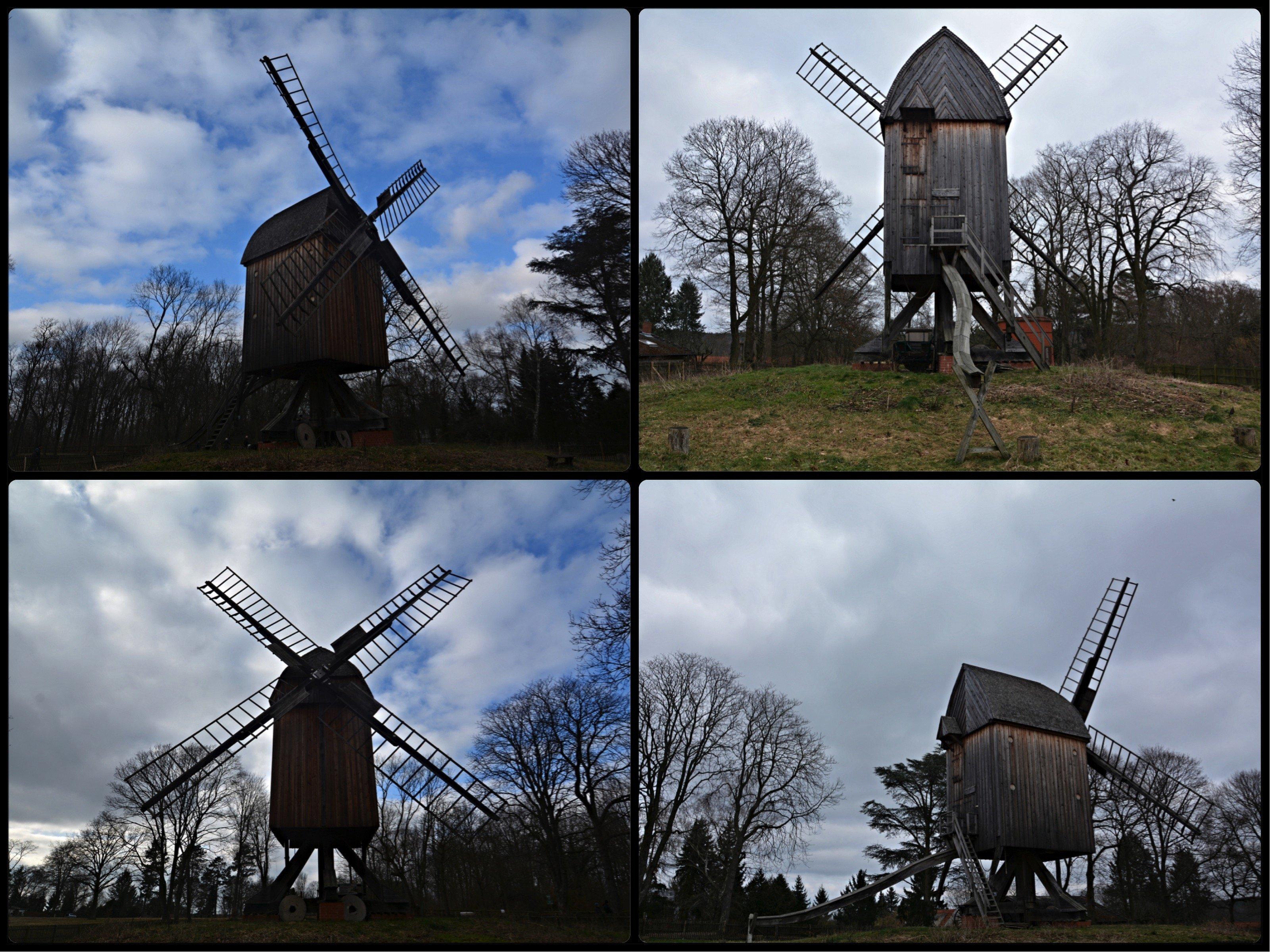 Bockwindmühle Gatow