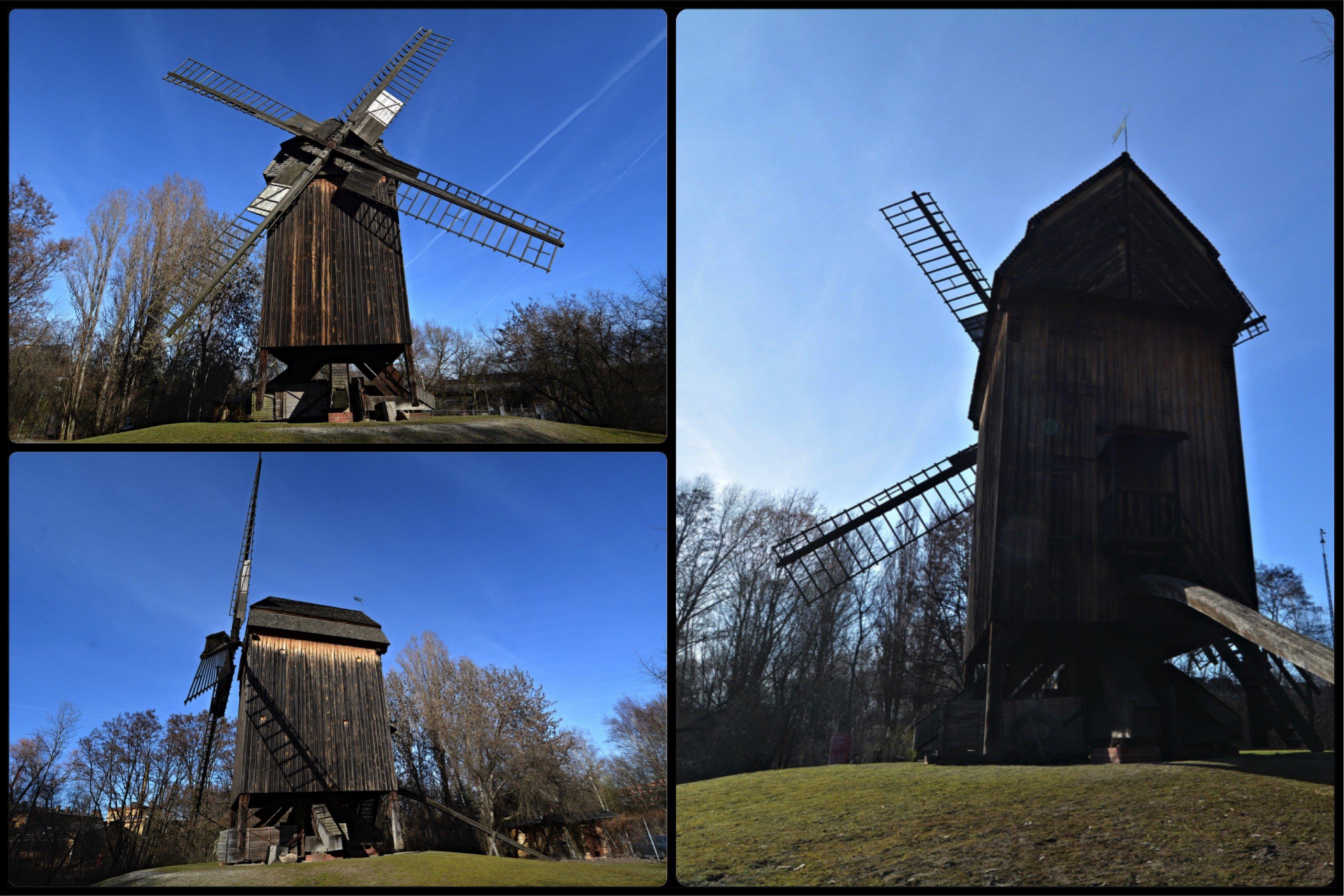 Bohnsdorfer Bockwindmühle
